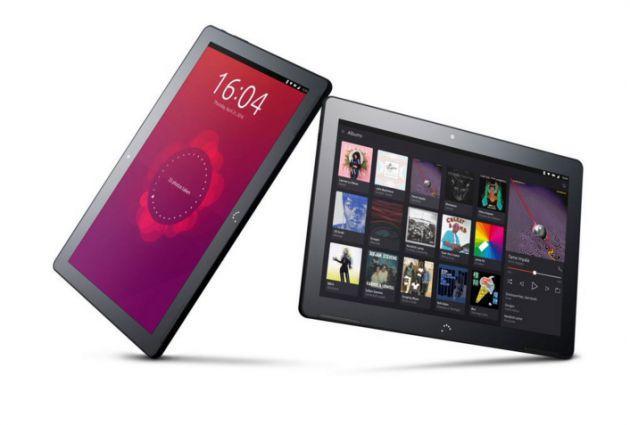 Tablet da Canonical com Ubuntu
